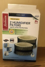 Sunbeam Cool Mist Humidifier Filters 2-Pack