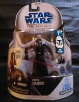 STAR WARS LEGACY DARTH VADER FACE BD8 BAD DROID FACTORY R7-Z0 1ST DAY ISSUE MOSC