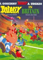 Asterix in Britain: Album 8,René Goscinny,Albert Uderzo