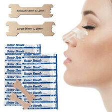 50-300 NASAL STRIPS (SMALL/MED/LARGE) Breathe Better & Reduce Snoring Right Now