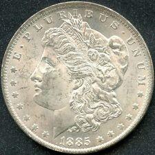 1885-O (CH BU) $1 SILVER MORGAN DOLLAR