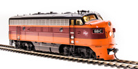 BROADWAY LIMITED 4856 HO F7A MILWAUKEE 68C Maroon Band Paragon3 Sound/DC/DCC
