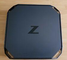 HP Workstation Z2 Mini G3 NO HD! Intel Core I7 7700 3.6GHz 16GB RAM