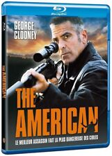 """Blu-ray """"The American""""  George Clooney   NEUF SOUS BLISTER"""