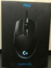 Brand New Logitech Pro Gaming Mouse optical 6 buttons - wired (910-004855)