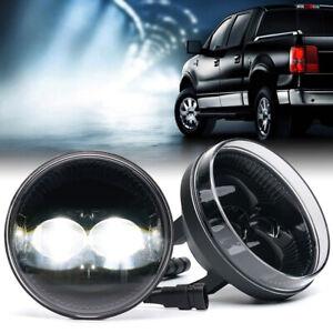 Xprite LED Fog Lights Assembly for 07-13 GMC Sierra 1500 Bumper Driving Fog Lamp