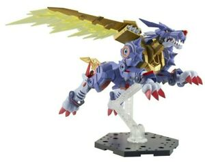 Digimon Metalgarurumon Amplified Model Kit Montage Bandai Figure-Rise Standard