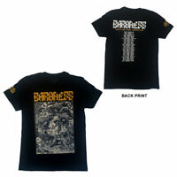BARONESS Gold & Grey Dateback Mens T Shirt Unisex Tee Official Licensed Merch