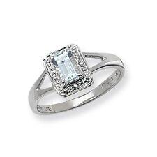 Anelli di lusso oro bianchi diamante fidanzamento