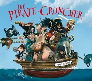 The Pirate Cruncher by Jonny Duddle Paperback Book The Cheap Fast Free Post