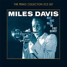 Miles Davis - Must Have Miles: The First Quartet [CD]
