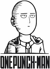 One Punch Man -- Saitama Anime Decal Sticker for Car/Truck/Laptop