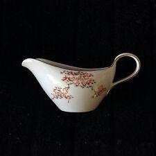 Maple Pattern 905 by Fukagawa CREAMER Arita Hand Painted Porcelain Japan HTF