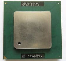 INTEL PENTIUM 3 Tualatin P-IIIs  1400/512/133/1.46  SOCKET 370  STEP: SL5XL  CPU
