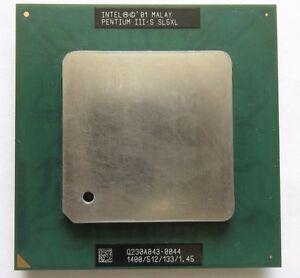 INTEL PENTIUM 3 Tualatin P-IIIs 1400/512/133/1.45 SOCKET 370 STEP: SL5XL CPU