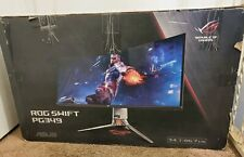 Asus PG349Q Swift Pg349q 34 Curved G-sync Mntr 120hz 3440 X 1440 Ips W Eye Care