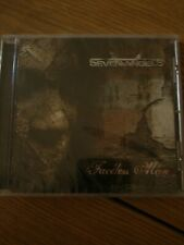 SEVEN ANGELS - FACELESS MAN (CD Bombworks 2006) Power Metal *Sealed*