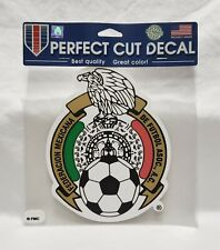 """MEXICO 8"""" X 8"""" Decal Licensed. NEW"""