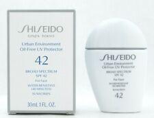 Shiseido Urban Environment Oil-Free UV Protector SPF42 For Face 30 ml./ 1 oz.