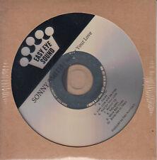 SONNY SMITH Rod For Your Love 2018 UK 10-trk promo test CD sealed Dan Auerbach