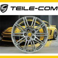 "ORIG.Porsche Cayenne 958 21"" Sport Edition Felge 10J x21 ET50 GT-Silbermetallic"