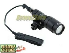 Element M300a 300a Style Mini Scout Weapon Flashlight Torch for Picatinny Rail