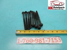 MERCEDES BENZ C320 CLK320 E320 SLK320 ENGINE CYLINDER HEAD BOLT BOLTS SET OF 8