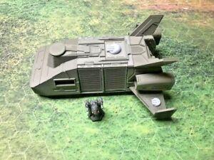 BattleTech/CityTech - Mechscale Classic Leopard Dropship