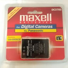 MAXELL DC3783 LITHIUM ION RECHARGEABLE BATTERY KODAK REPLACES CGA-S003A/1B NEW