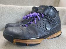 Nike Air Zoom Kobe 2 II Carpe Diem Mens Size 11.5 Black/Yellow Preowned...