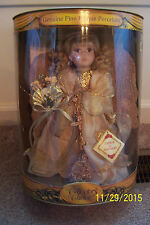 Collector's Choice Fine Bisque Porcelain Doll - Nip