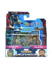 Marvel Minimates Gladiator Hulk & Valkyrie Thor Ragnarok Movie TRU Toys R Us New