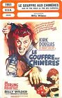 FICHE CINEMA FILM USA LE GOUFFRE AUX CHIMERES / ACE IN THE HOLE Billy Wilder