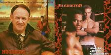 "Jerry Goldsmith:   ""Gladiator & Hoosiers""   (Soundtrack Score-CD)"