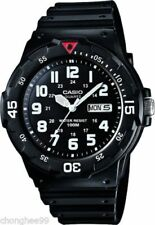 Relojes de pulsera Casio de acero inoxidable de resina