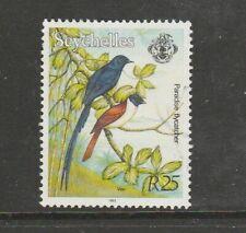 Seychelles 1993/2000  Flora & Fauna Defs, 25R Bird FU SG 827
