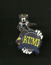 Goofy KUMI Splendid Walt Disney Pin