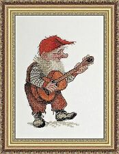 Counted Cross Stitch Kit NEOCRAFT - Guitar player