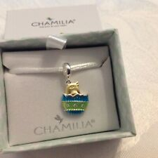 Brand new genuine Chamilia 925 Chickadee Charm