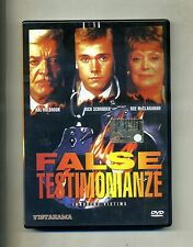 FALSE TESTIMONIANZE # Magic Store DVD-Video 1995