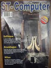 Atari ST Computer Dezember 1998 Zeitschrift, Messe, Jaguar, Falcon, TT, TOS