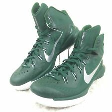 official photos e2d8b 04ba0 Nike Hyperdunk Lunarlon Green Silver Basketball Kobe Sneakers Shoes Sz 17.5  NEW