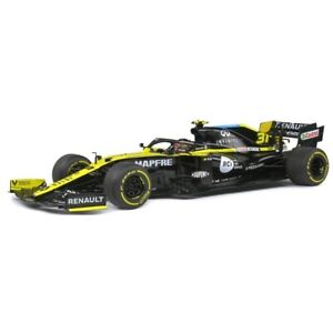 Renault F1 RS20 #37 Ocon GP British 2020 1/18 - S1806801 SOLIDO