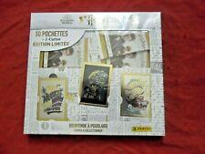 Panini Harry Potter Coffret 10 5 Pochettes 6 cartes Édition Limitée S/blister
