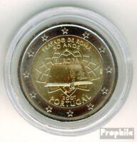Portugal 2007 Stgl./unzirkuliert 2007 2 Euro Römische Verträge