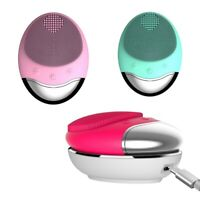 Electric Facial Cleansing Brush Anion Imported Wireless No Dead Corner Pore A9O9