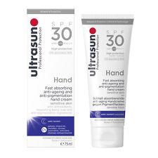ULTRASUN spf30 anti-pigmentazione a mano (75ml) | Express gratuito P&p