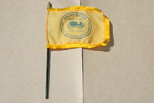 VINTAGE ANTIQUE AUTO CLUB of AMERICA GOLDEN JUBILEE 50TH ANNIVERSARY FLAG AACA