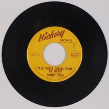 TOMMY ZANG: Take These Chains From My Heart HICKORY Country Bop 45 MP3