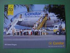 AVION DC 10 de la Compagnie Condor ( Part of the Thomas Cook Group )